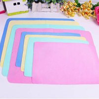 Cheap 1PCS Free Shipping Magic PVA Car Wipe Clean Washing Synthetic Chamois Leather Cloth Towel Absorber