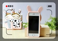 silicone sexy dolls - Sexy girl cartoon The Japanese pear flower doll silicone shockproof Cases iPhone opp packaging