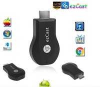 air play adapter - AIR PLAY Ezcast wireless hdmi wifi display allshare Adapter TV stick Receiver Support windows ios andriod vs chromecast miracast