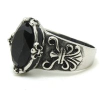 Cheap Black Stone Ring Best Stone Mens Ring