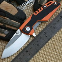 bear shark - GTC Whale Shark Design Tactical bearing Flipper folding Cr18MoV blade steel G10 handle camp hunt outdoor survival knife tools