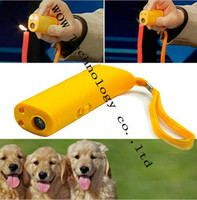 applied devices - Applied in Anti Barking Stop Bark Ultrasonic Pet Dog Repeller Training Device Trainer With LED