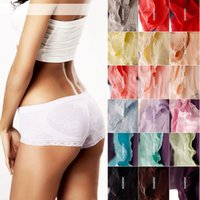 Wholesale 2015 New Ladies Lace Cotton Sexy Breathable Briefs Color Free Size MOQ Piece