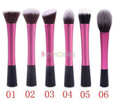 Wholesale 2015 Hot Selling Professional Powder Blush Brush Facial Care Cosmetics Foundation Brush Makeup Brushes B0345