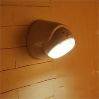 Wholesale 9 LED High Quality Motion Activated Cordless Sensor LED Light Indoor Outdoor Garden Wall Patio Shed