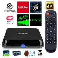 Cheap M8 TV BOX Best TV BOX
