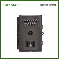 Wholesale 720P MP Low Glow Night Vision Infrared Fast Trigger Sporting Digital Game Trail Hunting Camera