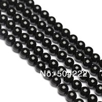 agate rosary beads - 200pcs A mm mm mixed sizes Black Agate Gem Beads Rosary Tibet Buddhist Prayer Mala loose beads