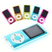 mp4 player - 2015 MP3 MP4 Player Slim TH quot LCD Video Radio FM Player Support GB GB GB GB Micro SD TF Card Mp4 th Genera