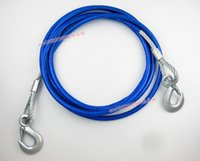 Wholesale trailer steel wire rope pulling rope traction rope mm meters order lt no track