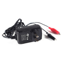 battery dc motor - DC V MA Sealed Lead Acid Rechargeable Battery Charger US Plug Car Motor Truck Battery Chargers