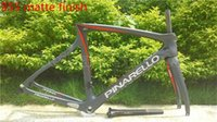 Carbon Fibre carbon frame road bicycle - 2015 T1000 k black red carbon road bike frame frameset matte finish Carbon fiber bicycle frame BB68 BB30