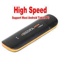 android tablet usb modem support - New High Speed Free Download mbps G Hsdpa Usb Modem Multi Sim Card Wireless Network Dongle Support Most Android Tablet PC