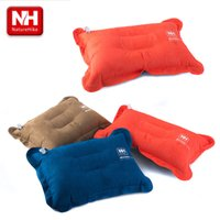 Wholesale NatureHike Outdoor Traveling Automatic Inflatable Air Cushion Pillow Tourist Novelty Travel Kits