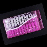 Wholesale Ultrathin False Nails Environmental Protection Dull Polish Full Nail Tips False Nails for Ladies ABS Material Hot Sale
