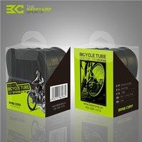 Pneus de vélo Tube Caoutchouc VTT Tube / pneu intérieur Schrader Presta Valve 26x 1.5 1.75 700c 18-23c