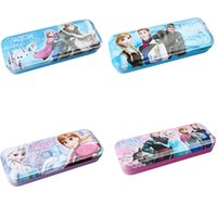Cheap Fashion Pencil Case Back to School Cartoon Pencil Case Box Stationery Supplies For Children GIFT