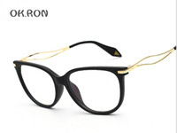 Wholesale Computer Glasses High quality blue film PC goggles Reading glasses women Fashion eyewear Resistant Myopia Eyeglasses