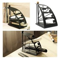 Wholesale High quality Remote Control Household Solid Metal Organiser Stand Holder Caddy Storage Couch DVD order lt no track