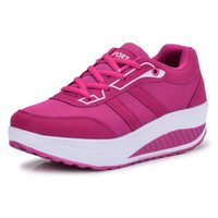Wholesale fashion women sneakers swing platform running casual sport shoes female sapatos femininos brand sneakers shoes