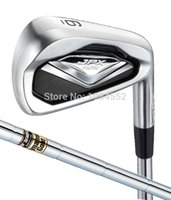 Cheap New JPX 825 PRO Golf Irons With Ture Temper Dynamic Gold R300 Steel Shafts Forged Golf Clubs #4-9PG