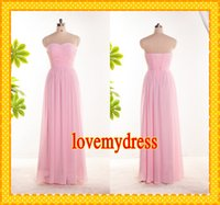 Cheap Reference Images 2015 Bridesmaid Dresses Best Hand Made Flower Sleeveless Formal Evening Gowns