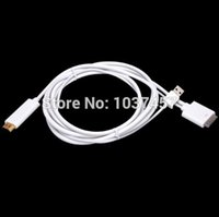 apple itouch cable - DHL fedex M USB Adapter HDMI Cable with USB For Apple iPad iPhone iPod iTouch