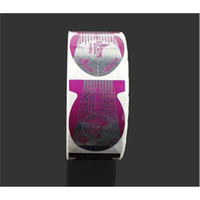 Wholesale Up Rolls Nail Forms Nail Art Guide Thick Nail Form Acrylic Tip Gel Extension Sticker Nail Polish Curl Form Nail Care Professional Holder