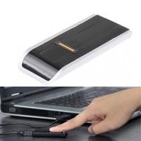 Wholesale Mini USB Biometric Fingerprint reader fingerprint Lock for your computer for Windows XP Vista win7
