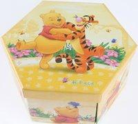 Wholesale Pooh Painting watercolors suit Education Toys kindergarten gift Art Set pupil drawing suit crayon Pastels school supplies L185D