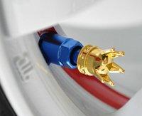 best motorcycle tires - Best price Car Bicycle Motorcycle Crown Tyre Tire Wheel Stem Air Valve Cap
