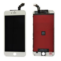 Wholesale 100 Original Front LCD Display Touch Screen Digitizer Replacement Part for iphone G inch iphone6 plus inch LCD Display
