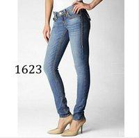 Wholesale new U S Famous Brand T R Women s Jeans Religions Women Jeans calca jeans feminine