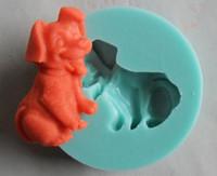 Cheap DOG fondant Best jelly cake