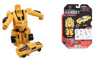 Wholesale Transformation Kids Classic Robot Cars Toys For Children Kids Gift