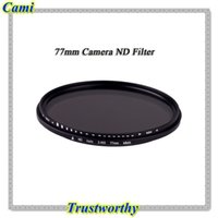 Wholesale Trustworthy mm Fader Variable ND Filter Adjustable ND2 to ND400 Neutral Density Cami