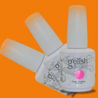 Wholesale 12PCS Primer base Top coat Any Color Long last soak off led uv DOMCCO Gelish gel nai polish nail art gel lacquer varnish