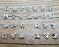 Cheap Crystal Letter Heart Best Crystal Jewelry
