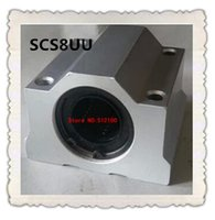 Wholesale SC8UU SCS8UU mm Router Motion Slide Unit Linear Ball Bearing Block CNC Router