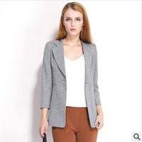Cheap 2015 New Brand Women's Small Blazers Best Lapel Rachel Bilson Autumn Tailored Suit