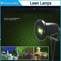 Wholesale Firefly Lights Waterproof Outdoor Laser Lights Landscape Red Green Laser Dot Projector for Lawn and Garden Home Decor Lights in stock