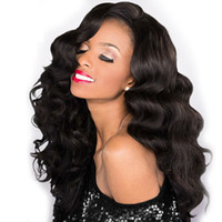 bank grade - 8A Grade Body Wave Lace Front Wig Brazilian Lace front Wig for Black Women best quality Swiss lace Human Hair Wig