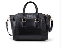 designer crocodile handbags - 2015 New Designer Women Handbags Fashion Brief Crocodile Pattern Shoulder Bags Ladies Messenger Bags Women Leather Totes