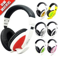 arrival computer case - 2016 Top Fashion New Arrival Cojines Auriculares Earphone Case Inventory Computer Gaming Headset Lovers Internet Voice Price