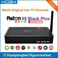 asia drama - Aston X8 Black Plus Android IPTV Box Asia Collection Pack watch Malaysia HK TVB Taiwan Chinese live bpl ucl movies drama channel