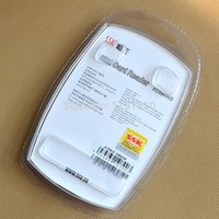 Wholesale original SSK SCRS038 mobile phone SIM card reader Backup phone number message copy For GSM CDMA Sim card