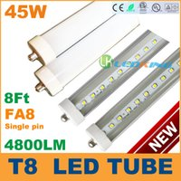 Cheap T8 T8 LED tube fa8 Best 40W SMD 3528 t8 LED fluorescent