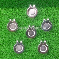 Wholesale MAGNETIC VISOR HAT CLIPS for GOLF BALL MARKER