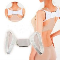 Back Ches  Women Chest Brace Support Belt Band Posture Corrector Back Shoulder Protector