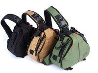 Wholesale Triangle camera bag SLR camera bag fashionable digital camera triangle bag accessories SLR bag